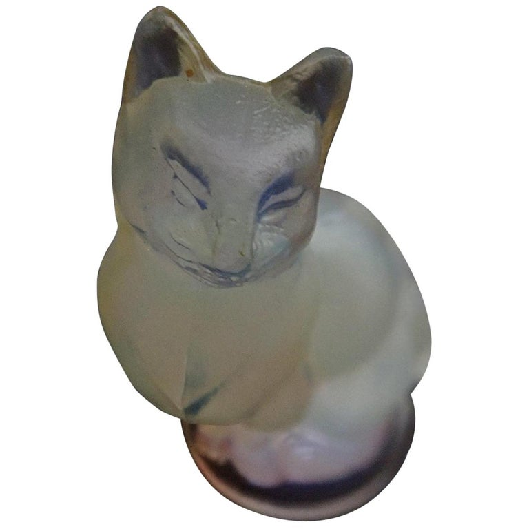 Vintage Sabino Cat Figurine