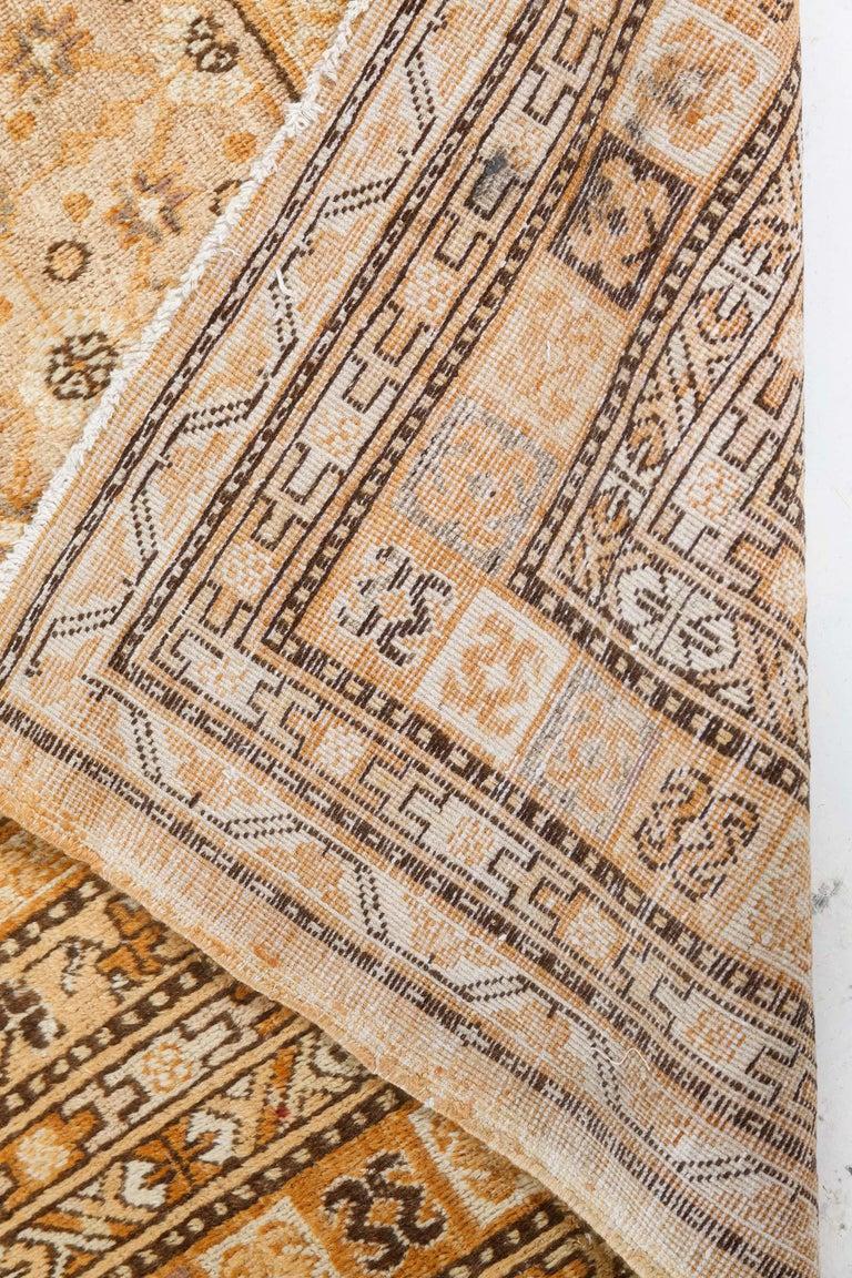 Vintage Samarkand 'Khotan' Rug For Sale 1