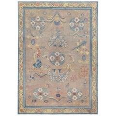 Vintage Samarkand Rug