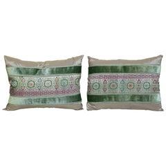 Maison Maison Vintage Sari Pillow