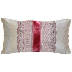 Maison Maison Vintage Sari Pillows
