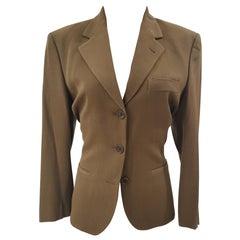 Vintage Sartoria del Borgo brown jacket