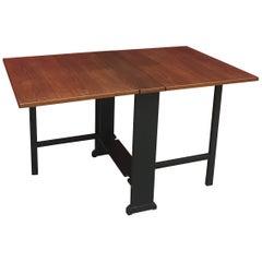 Vintage Scandinavian Gateleg Table by Hagafors Svensk Tillverkning