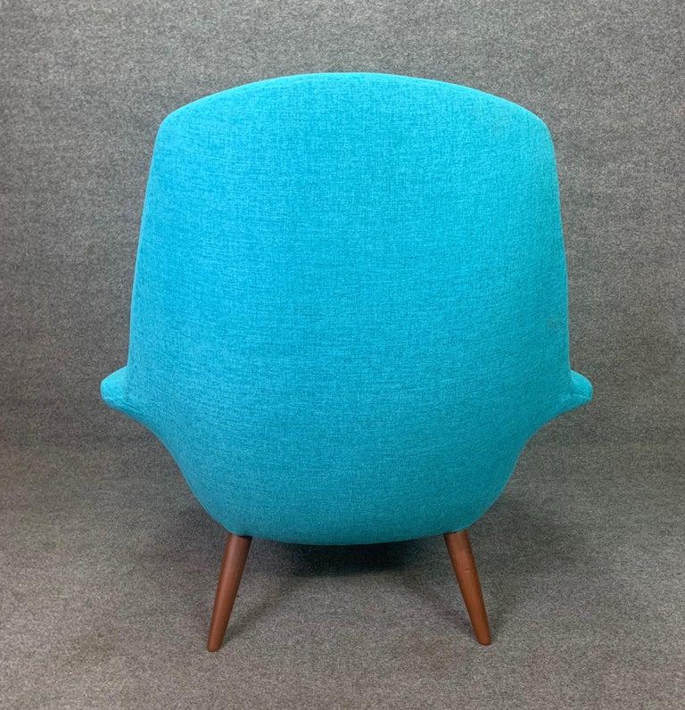 Scandinavian Modern Vintage Scandinavian Mid-Century Modern Lounge Chair by Broderna Anderssons For Sale