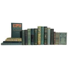 Vintage Scientific Lovers in Boxwood Book Set