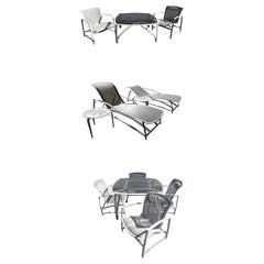 Vintage Set of Patio Furniture by Brown Jordan