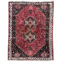 Vintage Shiraz Rug