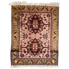 Vintage Shirwan Azerbaïdjan Rug