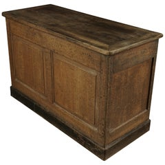 Vintage Shop Counter from France, 1900