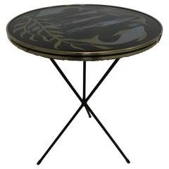 Vintage Side Table on 3 Legs