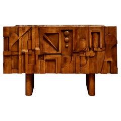 Vintage Sideboard in Wood