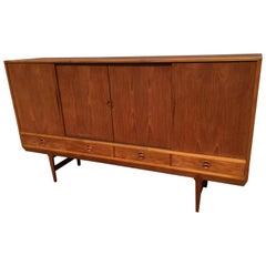 Vintage Sideboard Teak, 1960s