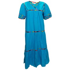 Vintage Sita Cotton Boho Dress