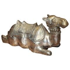 Vintage Sliver Plate Camel