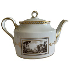 Vintage Small Richard Ginori Teapot