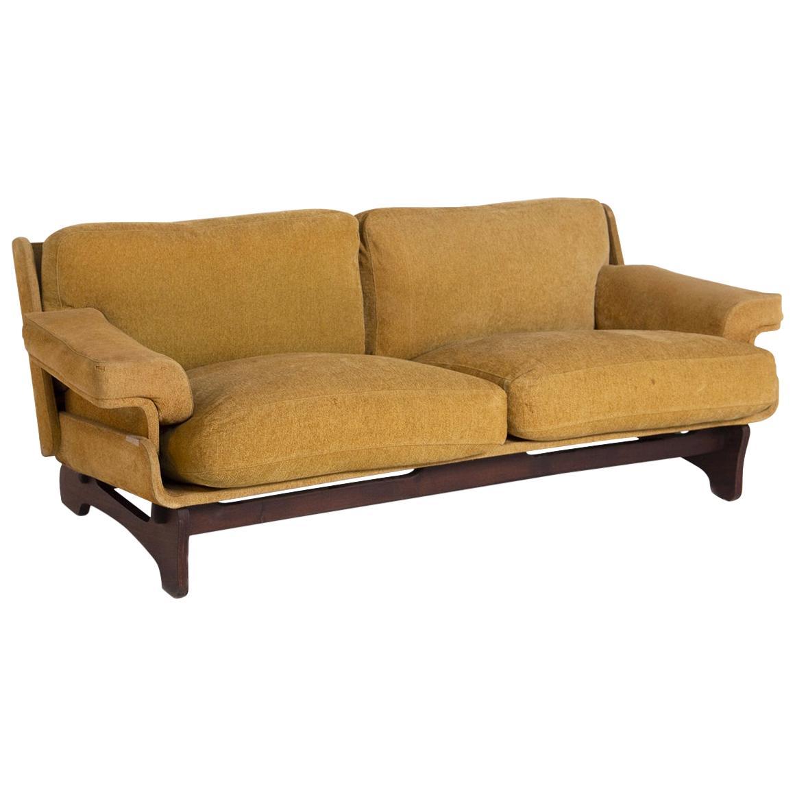 Vintage Sofa by G. Rossi di Albizzate, 1960s