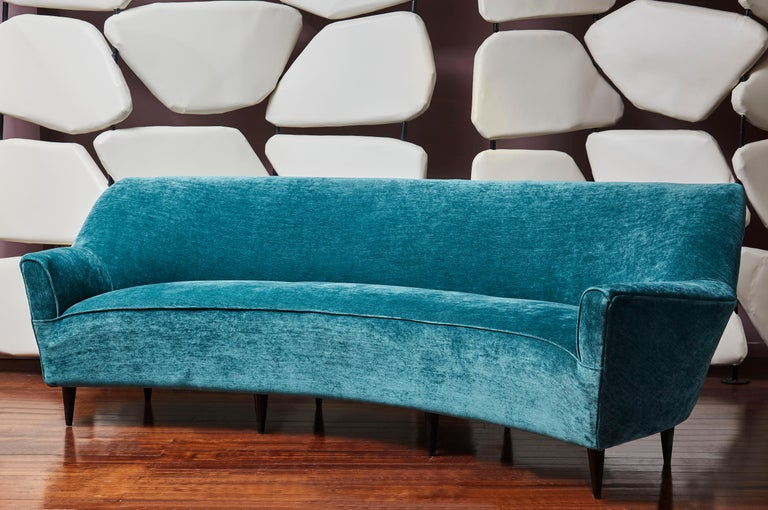 Mid-Century Modern Vintage Sofa by Ico Parisi For Sale