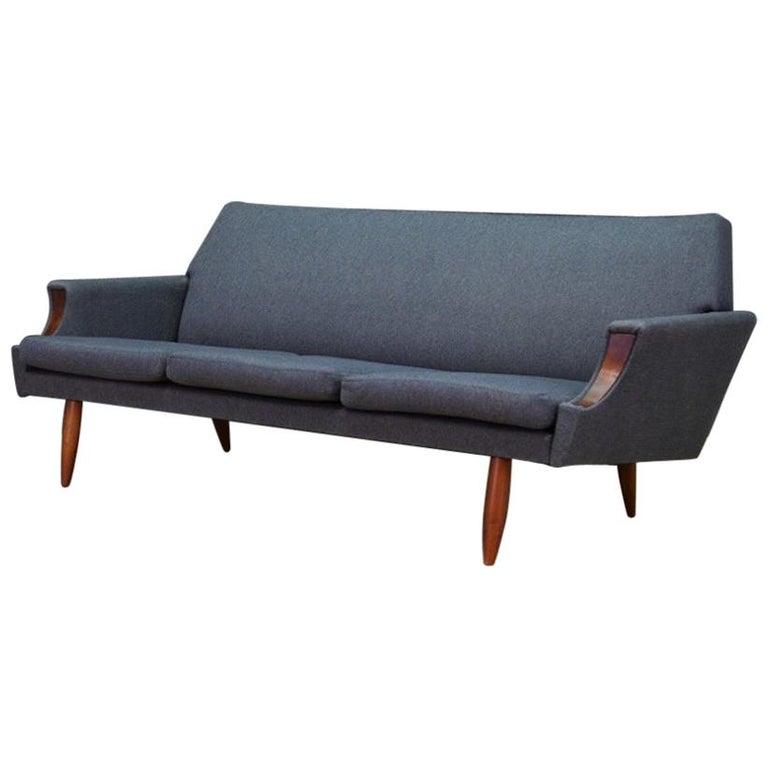 Vintage Sofa Danish Design Retro 1960-1970 Classic For