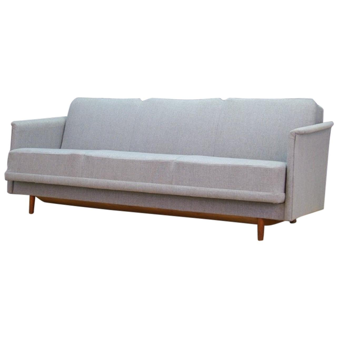 Vintage Sofa Mitte Des Jahrhunderts Dänisches Design Retro 1