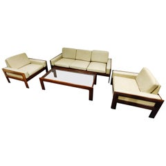 Vintage Sofa Set, 1960s
