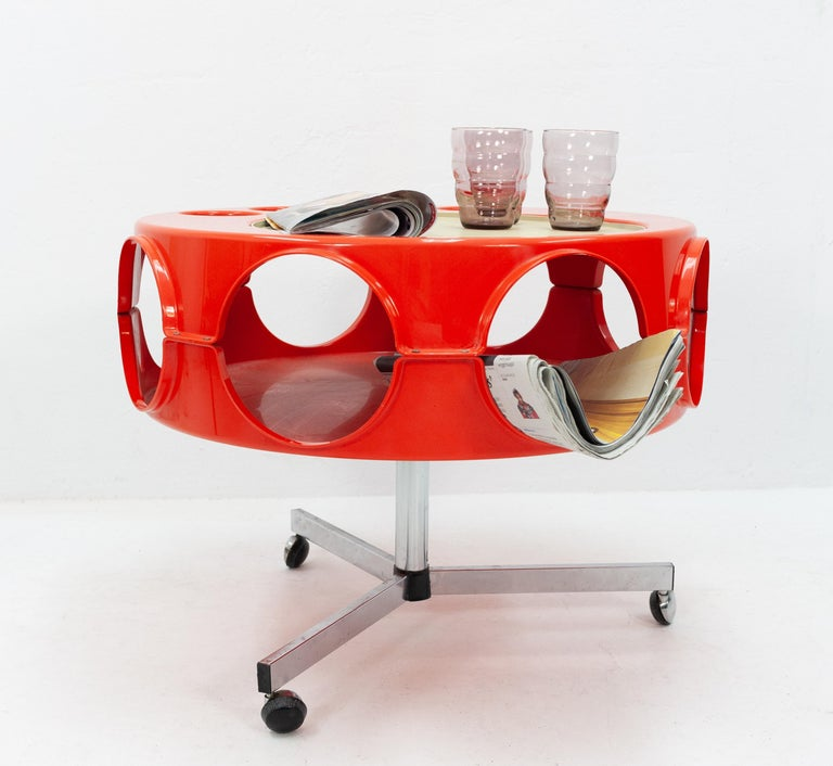Late 20th Century Vintage Space Ace Rotobar