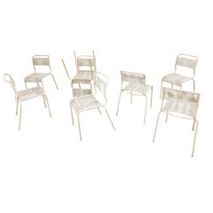 Vintage 'Spaghetti' Chairs, Set of 6, 1960s