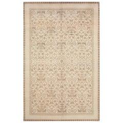 Vintage Spanish Alpujarra Rug. Size: 12 ft x 18 ft (3.66 m x 5.49 m)