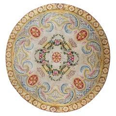 Savonnerie Style Spanish Rug
