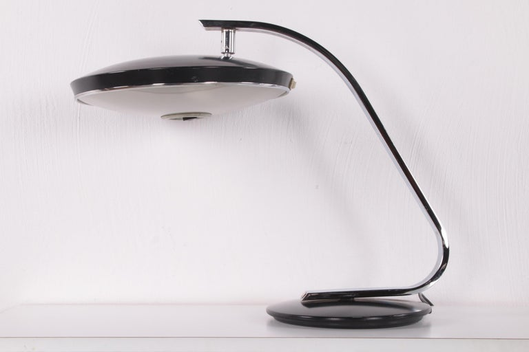 Vintage Spanish UFU Design Desk Lamp Design by Martin Pedro for Phase 60s For Sale 4