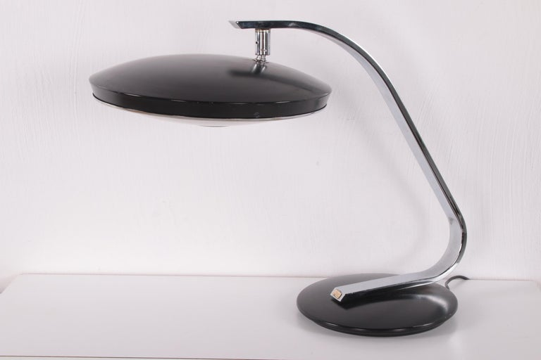 Vintage Spanish UFU Design Desk Lamp Design by Martin Pedro for Phase 60s For Sale 9