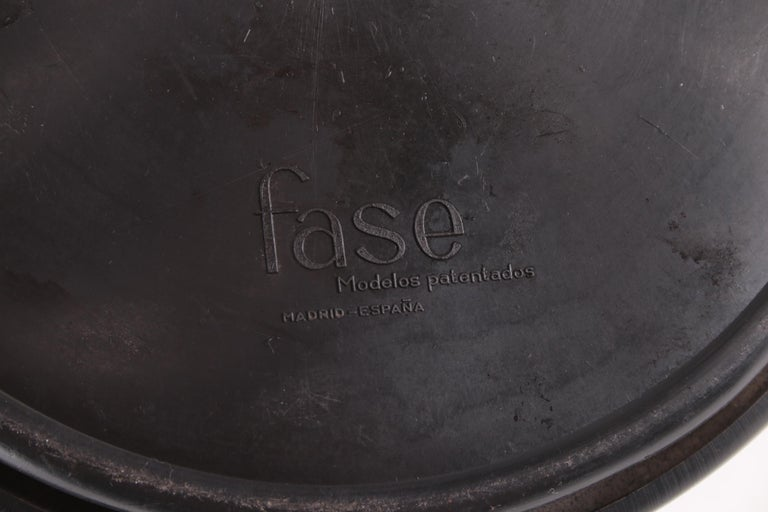 All the way from Spain!  This beautiful desk lamp from Fase.  Design by Martin Pedro Model 520c Period:1960s.  A special and unique example that you don't come across very often anymore.  A feast for the eyes due to its beautiful