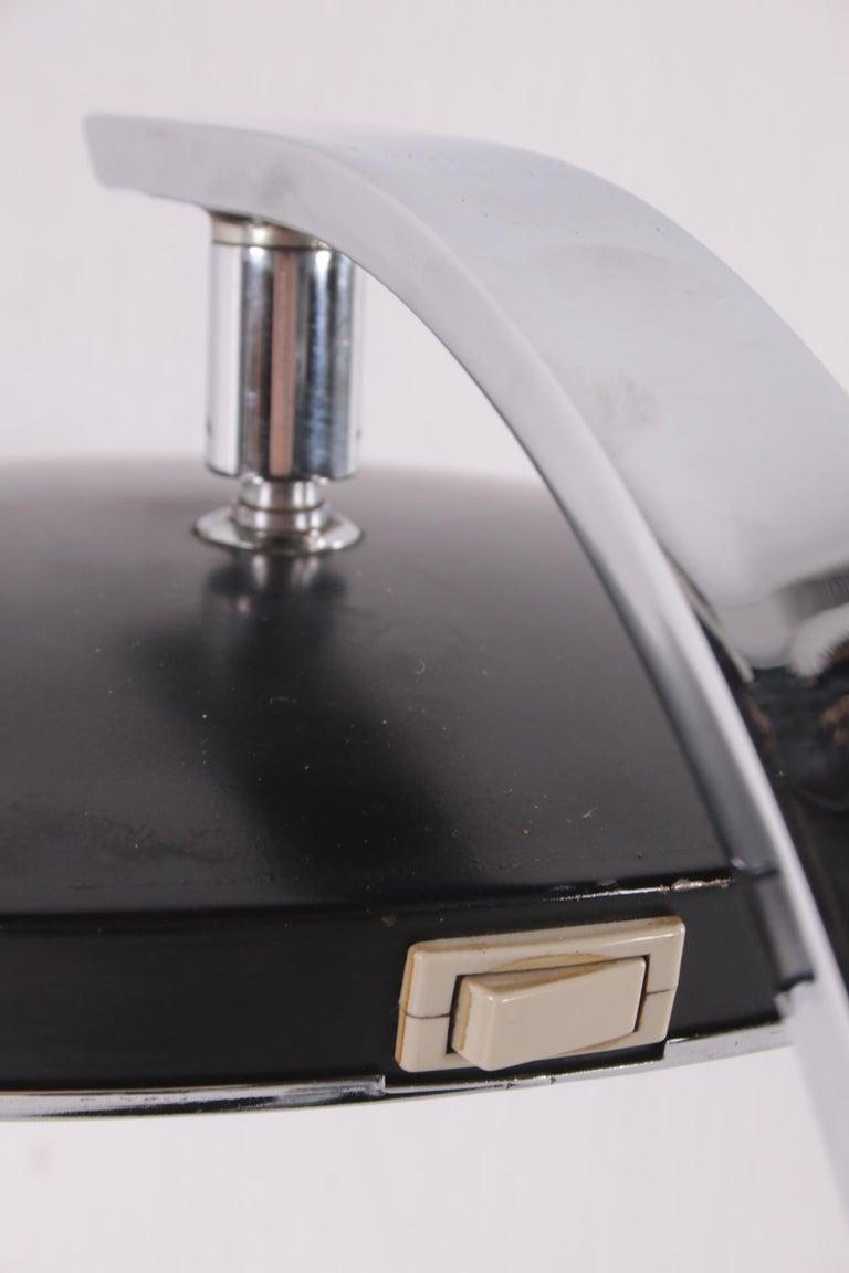 Vintage Spanish UFU Design Desk Lamp Design by Martin Pedro for Phase 60s For Sale 2