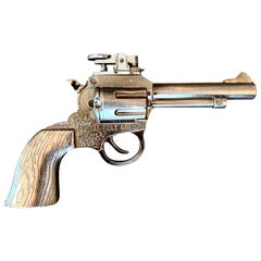 Vintage Special Colt 601 Revolver Lighter