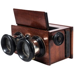 Vintage Stereoscope by Verascope Richard, Early 20th Century