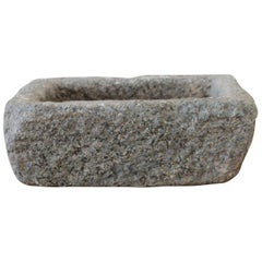 Vintage Stone Mortar