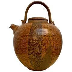 Vintage Stonewear Water Vessel