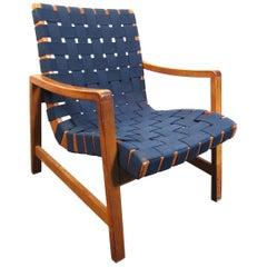 Vintage Strap Chair