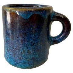 Vintage Studio Pottery by Harding Black