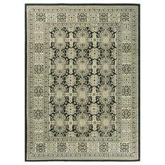 Vintage Style Tabriz All-Over Design
