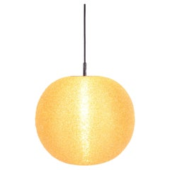 Vintage Sugar Ball Hanging Lamp, 1960s
