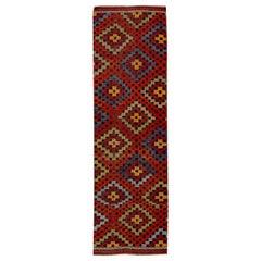 Vintage Sumakh Wool Runner