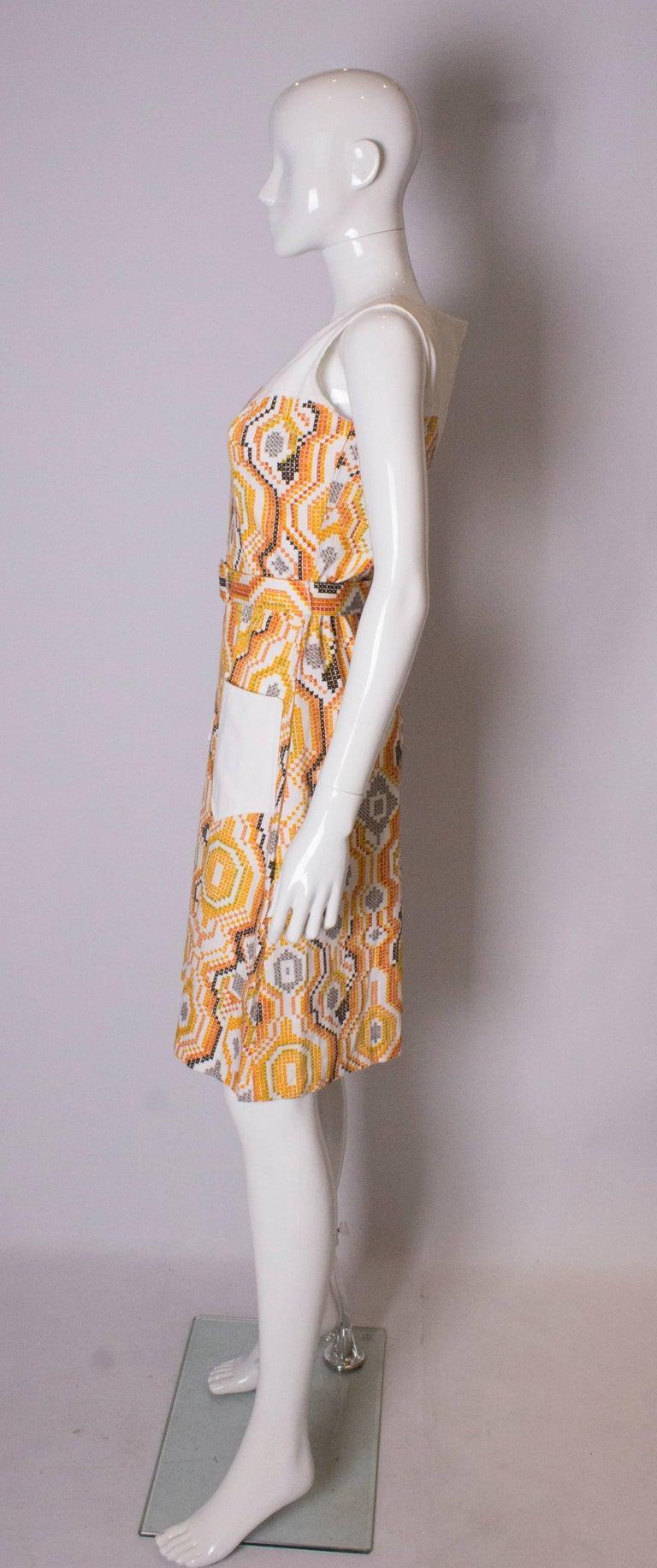 Women's Vintage Summer Dress For Sale