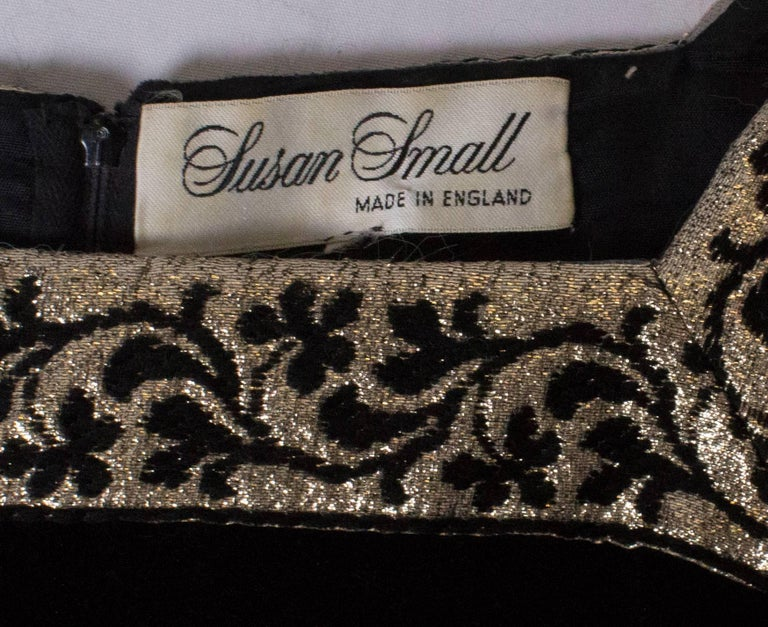 Vintage Susan Small Gown For Sale 4