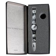 Vintage Swatch GB178 Annie Leibovitz Year 1996 Original Box