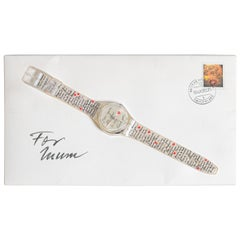 Vintage Swatch GK294 Dear Mum year 1999 Original Box