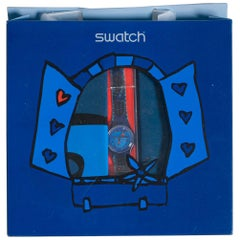 Vintage Swatch GN196 Amour Total year 2001 Original Box