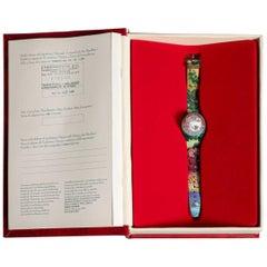Vintage Swatch GZ148 Magic Spell Year 1995 Original Box