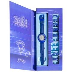 Vintage Swatch SDZ123 Converter year 1999 Original Box