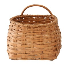 Vintage Swedish Basket
