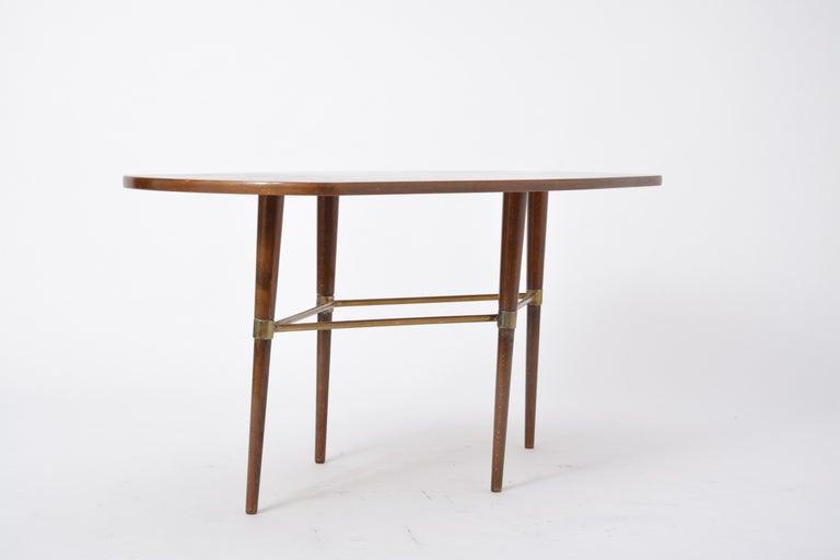 20th Century Swedish Mid-Century Modern coffee table by Förenades Möbler For Sale